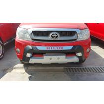 Defensa Extensión De Parachoques Toyota Hilux 2010-2011
