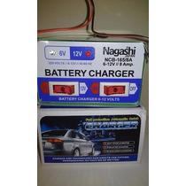 Cargador De Batería Para Vehículos Y Otros