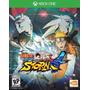 Naruto Shippuden Ultimate Ninja Storm 4 For Xbox One Nuevo segunda mano  Valparaiso