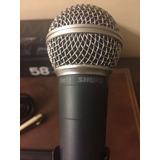 Microfonos Shure Sm58 Hechos En China
