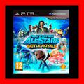 Playstation All Stars Battle Royale Ps3 Oferta !!!