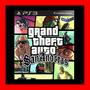Grand Theft Auto: San Andreas Ps3 Digital Caja Vecina