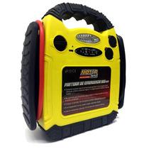 Partidor Baterías 12v, Compresor, Linterna Y Fuente De Poder