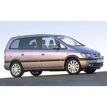Software De Taller Chevrolet Zafira, 1999-2006, En Español