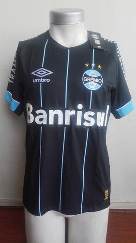 Ver más Ver en MercadoLibre. Camiseta Gremio 2015 Tercera Equipación Umbro  Nueva Original 676683f0917ce