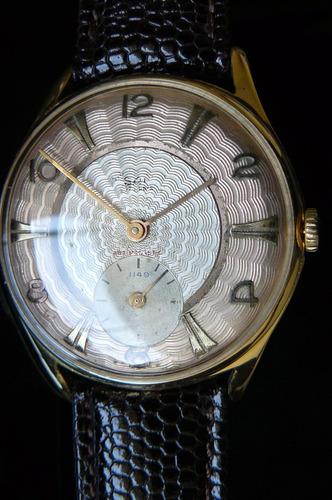 e010ce902b2c Reloj Oro Cuerda Suizo Chronometer 17 Rubis Año 60 Mecanico