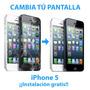 /// Pantalla Iphone 5 Completa. Instalada ///