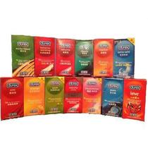 Preservativos/condones Durex 1 Caja (12 Unidades)