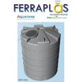 Estanque De Agua 5.000 Capacidad Util Aquatank Infraplast