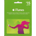 Itunes Apple Card $15 Para Ipod Iphone Tarjeta Prepago