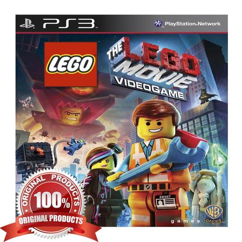 the lego movie videogame ps3 digital 7900 tpcbl precio