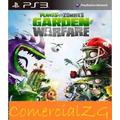 Plants Vs. Zombies Garden Warfare Ps3 Digital