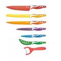 Set 6 Cuchillos Suizos Royalty Line Ceramic + Pelador