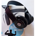 Audifono Inalambrico Hifi Con Bluetooth, Radio Fm Y Micro Sd