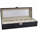 Caja Organizadora 6 Relojes / Asia Import Trading