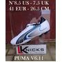 Puma V6.11 N°8.5 Us - 7.5 Uk - 41 Eur - 26.5 Cm