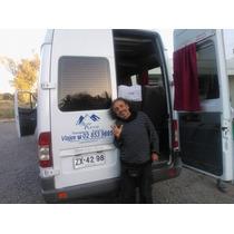 Arriendo De Van/viajes A La Costa/arriendo De Buses/van