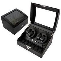 Caja Para 4 Relojes Automaticos /asia Import Trading