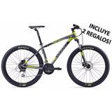 Bicicleta Giant Talon 4 27.5'', S-m-l. Exija 5% Desc.