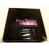 Avid Pro Tools 12 Full Licencia Perpetua +ilok2 Caja Sellada