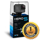 Gopro Hero 5 Black Edition + Micro Sd 64 Gb C10 - Prophone