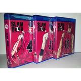Slam Dunk Bluray Box Serie Completa Blu Ray