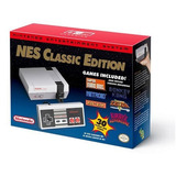 Nintendo Mini Nes Classic Edition- Sellada Nueva