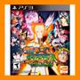 Naruto Shippuden:ultimate Ninja Storm Revolution Ps3, usado segunda mano  Valparaiso