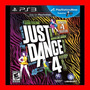 Just Dance 4 Ps3 Digital Oferta Caja Vecina Cuenta Rut segunda mano  Coquimbo