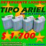 Nuevo Detergente Liquido Tipo Ariel.