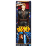 Action Figure Anakin Skywalker Con Sable De Luz Nuevo Hasbro