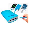 Cargador Bateria Portátil Externa 8400mah Celulares Iphone