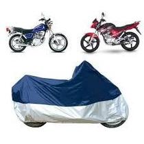 Carpa Funda Cubre Moto Resistente Al Agua Con Ventilacion