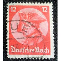 Estampilla Alemania Imperio Aleman Scott 399