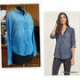 Camisa De Mezclilla Abercrombie&fitch Denim Txs, usado segunda mano  Antofagasta