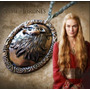 Collar Lannister Game Of Thrones Juego De Tronos