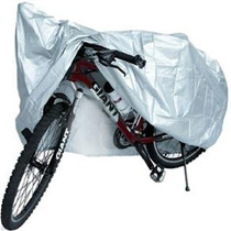 Funda Carpa Lona Cubre Bicicleta Impermeable Gris/ Chinatek