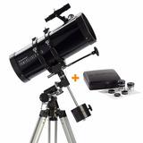 Telescopio Celestron Powerseeker 127eq + Kit Powerseeker