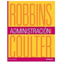 Administracio; Stephen P. Robbins Envío Gratis