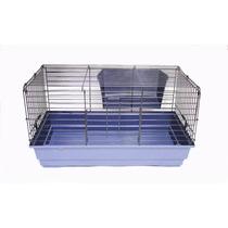 Jaula Para Conejo Chinchilla Cuy Hamster Erizo Envio Gratis