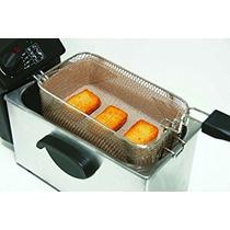 Innovaciones Cocineros Filtro Deep Freidora - Reusable- No