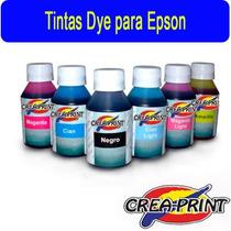 Tinta Creaprint Para Epson T50/t25/t1110/t23/t24/t33/r290/c9
