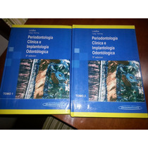 Lindhe Periodontologia Clinica E Implantologia 5° Edicion