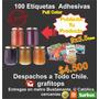 Etiquetas Mermeladas Frutos Chocolates Publicidad Const Cost