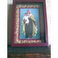 Cuadro Original-decorativo- Virgen Del Carmen- Nuevo Totalme