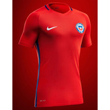 Camiseta Chile Versión Copa America