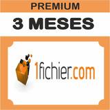 Cuenta Premium 1fichier X 90 Dias (3 Meses) Garantizadas!