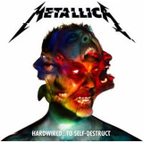 Cd Metallica Hardwired To Self-destruct With  Deluxe Edition