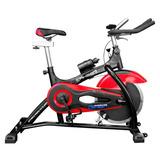 Bicicleta De Ejercicios Spinning Mecánica Lahsen Wx 207