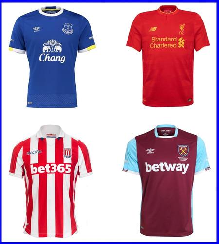 123100ccb95fc Camisetas Everton Liverpool Newcastle Westham. Por Encargo.
